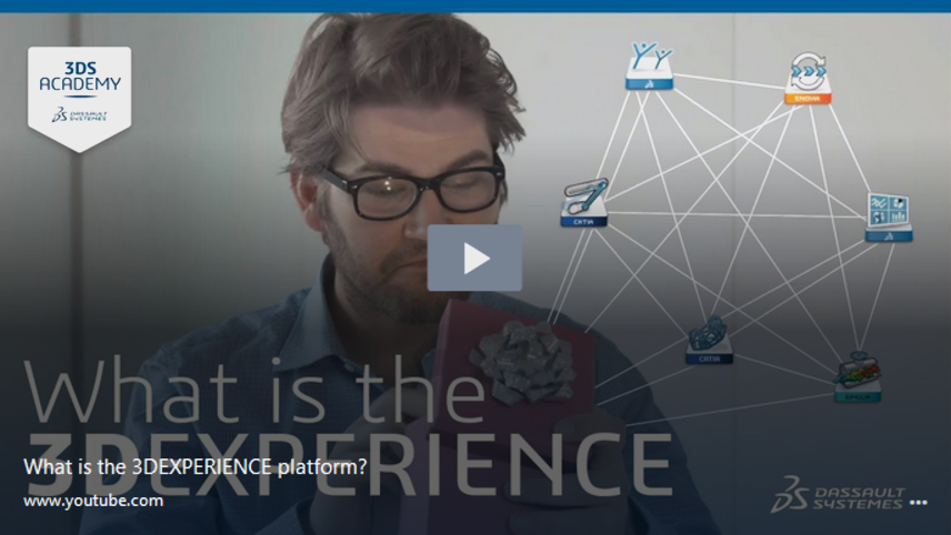 What is the 3DEXPERIENCE Platform