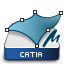 CATIA V5 ICEM Shape Design Icon CATICM