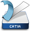 CATIA V5 Developed Shapes Icon CATDL1