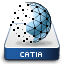 CATIA V5 Digitized Shape Editor Icon CATDSE