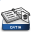 CATIA V5 Knowledgeware Optimierung Icon CATKWE