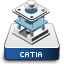 CATIA V5 Mold Tooling Design Icon CATMTD