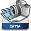 CATIA V5 Photo Studio Icon CATLRE