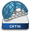 CATIA V5 Realistic Shape Optimizer Icon CATRSO