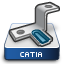 CATIA V5 Sheet Metal Icon CATSMD
