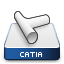 CATIA V5 Piping & Tubing Design Icon CATPIPB