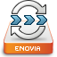ENOVIA SmarTeam Administration Icon ENOLIIN
